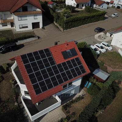 Photovoltaikanlage Schöntal