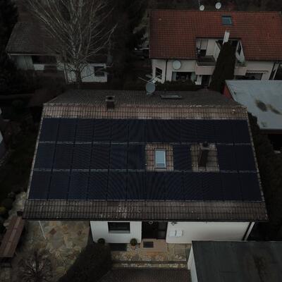 Photovoltaikanlage in 74235 Heilbronn- Erlenbach