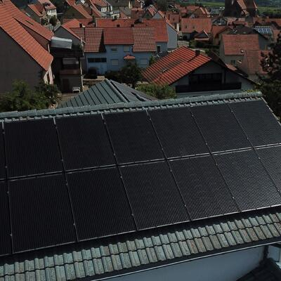 Photovoltaikanlage 20 kWp , in 74746 Höpfingen