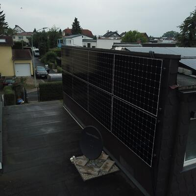 18,4 kWp Photovoltaikanlage, in Karben