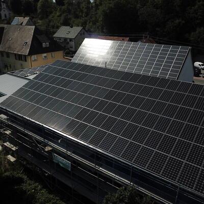 Photovoltaikanlage Neuenstadt