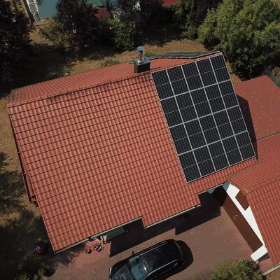 Photovoltaikanlage Buchen