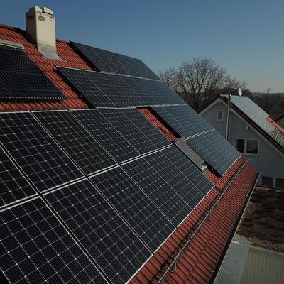 Photovoltaikanlage in 74078 Heilbronn- Biberach