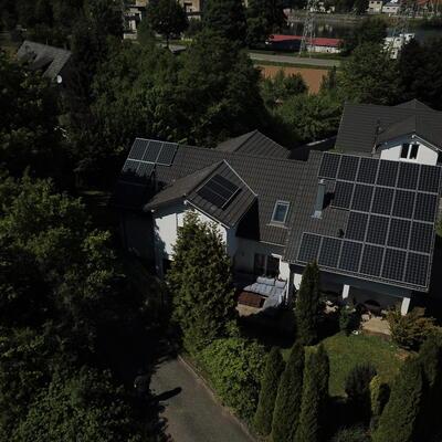 Photovoltaikanlage in 74855 Haßmersheim