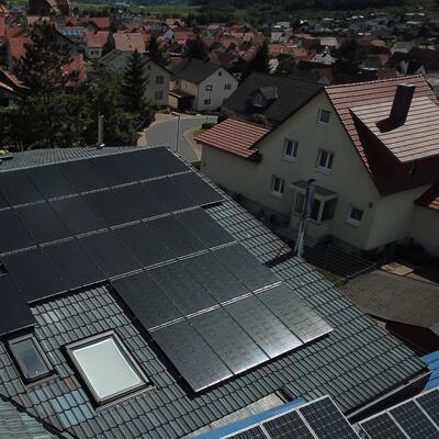 20 kWp, in 74746 Höpfingen