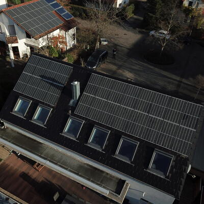 Photovoltaikanlage in Bad Fridichshall